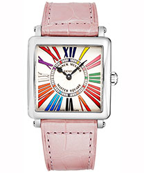 Franck Muller Master Square Ladies Watch Model 6002LQZCDRAC