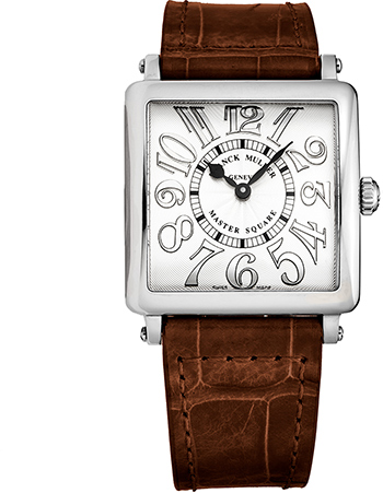 Daily Deal Franck Muller Master Square Model 6002LQZRLFVACBR