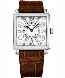 Franck Muller Master Square Ladies Watch Model: 6002LQZRLFVACBR
