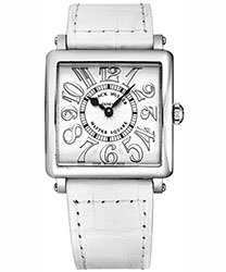Franck Muller Master Square Ladies Watch Model 6002LQZRLFVACWH