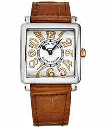 Franck Muller Master Square Ladies Watch Model: 6002LQZRLFVGACE