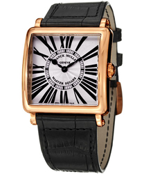 Franck Muller Master Square Ladies Watch Model 6002MQZR5N