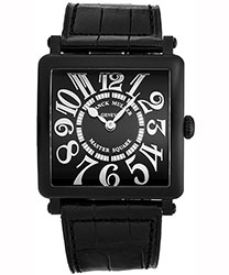 Franck Muller Master Square Ladies Watch Model 6002MQZRLFVNRAC