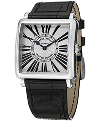 Franck Muller Master Squar Ladies Watch Model: 6002MQZRSS
