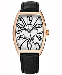 Franck Muller Casabalanca Ladies Watch Model 6850BSCDTVA5N