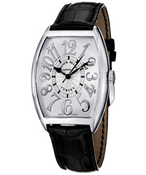 Franck Muller Casabalanca Men's Watch Model 6850SCRELSS