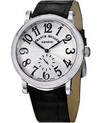 Franck Muller Round Men's Hand Wind Men's Watch Model: 7421BS6SS