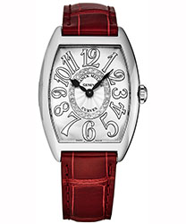 Franck Muller Casablanca Ladies Watch Model 7502QZD1RRLFACD