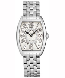 Franck Muller Casabalanca Ladies Watch Model 7502QZD1RRLFOAC