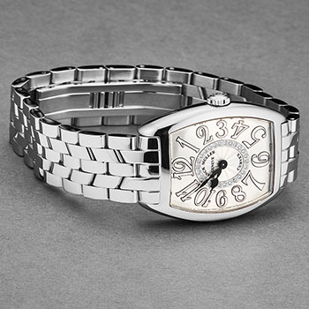 Franck Muller Casabalanca Ladies Watch Model 7502QZD1RRLFOAC Thumbnail 4
