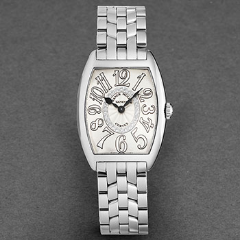 Franck Muller Casabalanca Ladies Watch Model 7502QZD1RRLFOAC Thumbnail 2