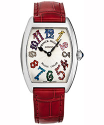 Franck Muller Casabalanca Ladies Watch Model: 7502QZMGCLAC
