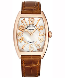 Franck Muller Casablanca Ladies Watch Model 7502QZRLFMOP5N