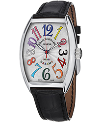 Franck Muller CintrexCurvx Men's Watch Model 7851SCCOLDRMSS