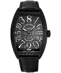 Franck Muller Casabalanca Ladies Watch Model 7880CHBLKCRCAC