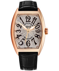 Franck Muller Cintree Curvex Remember Men's Watch Model 7880SCDTREMBER
