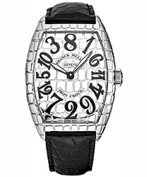 Franck Muller Iron Croco Men's Watch Model: 8880CHIRCRACBK