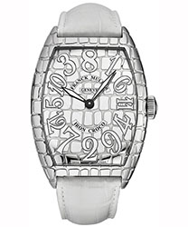 Franck Muller Iron Croco Men's Watch Model: 8880CHIRCRACWH