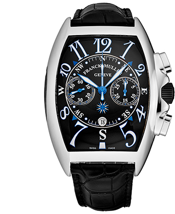 Franck Muller Mariner Men's Watch Model 9080CCDTMRACBK