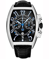 Franck Muller Mariner Men's Watch Model: 9080CCDTMRACBK