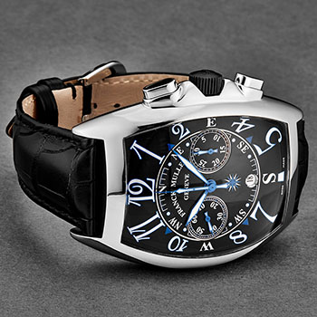 Franck Muller Mariner Men's Watch Model 9080CCDTMRACBK Thumbnail 2