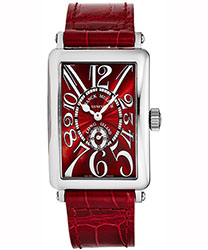 Franck Muller Long Island Ladies Watch Model 950S6REDCRTAC
