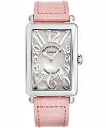 Franck Muller Long Island Ladies Watch Model: 952QZRELFMOPACI