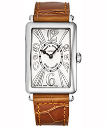 Franck Muller Long Island Ladies Watch Model 952QZRLFVRACBR