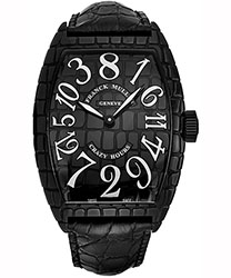 Franck Muller Black Croco  Men's Watch Model: 9880CHBLKCRACBK