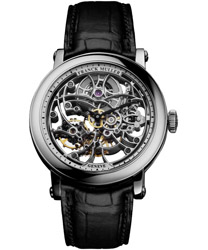 Franck Muller 7 Days Power Reserve Skeleton Men's Watch Model: 7042 B S6 SQT WHITE-GOLD