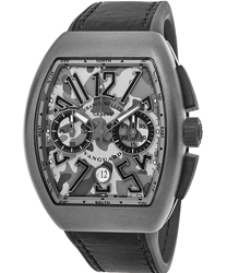 Franck Muller Vanguard  Men's Watch Model V 45 CC DT CAMOULFLAGE TTMC TT