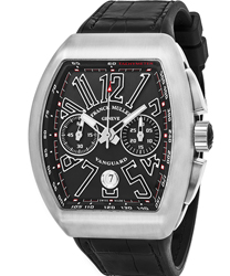 Franck Muller Vanguard Men's Watch Model V 45 CC DT TT BR NR