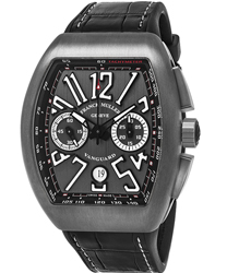 Franck Muller Vanguard Men's Watch Model V 45 CC DT TT BR.NR