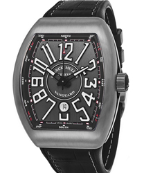 Franck Muller Vanguard Men's Watch Model V 45 SC DT TT BR NR TT BLC NR