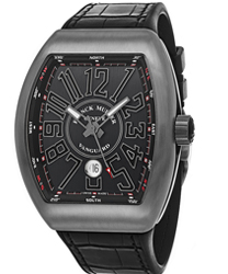 Franck Muller Vanguard Men's Watch Model V 45 SC DT TT BR.NR