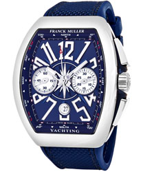 Franck Muller Vanguard  Men's Watch Model V45 CC DT YACHTING OG