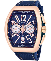 Franck Muller Vanguard  Men's Watch Model: V45CCDTYACHTING5N