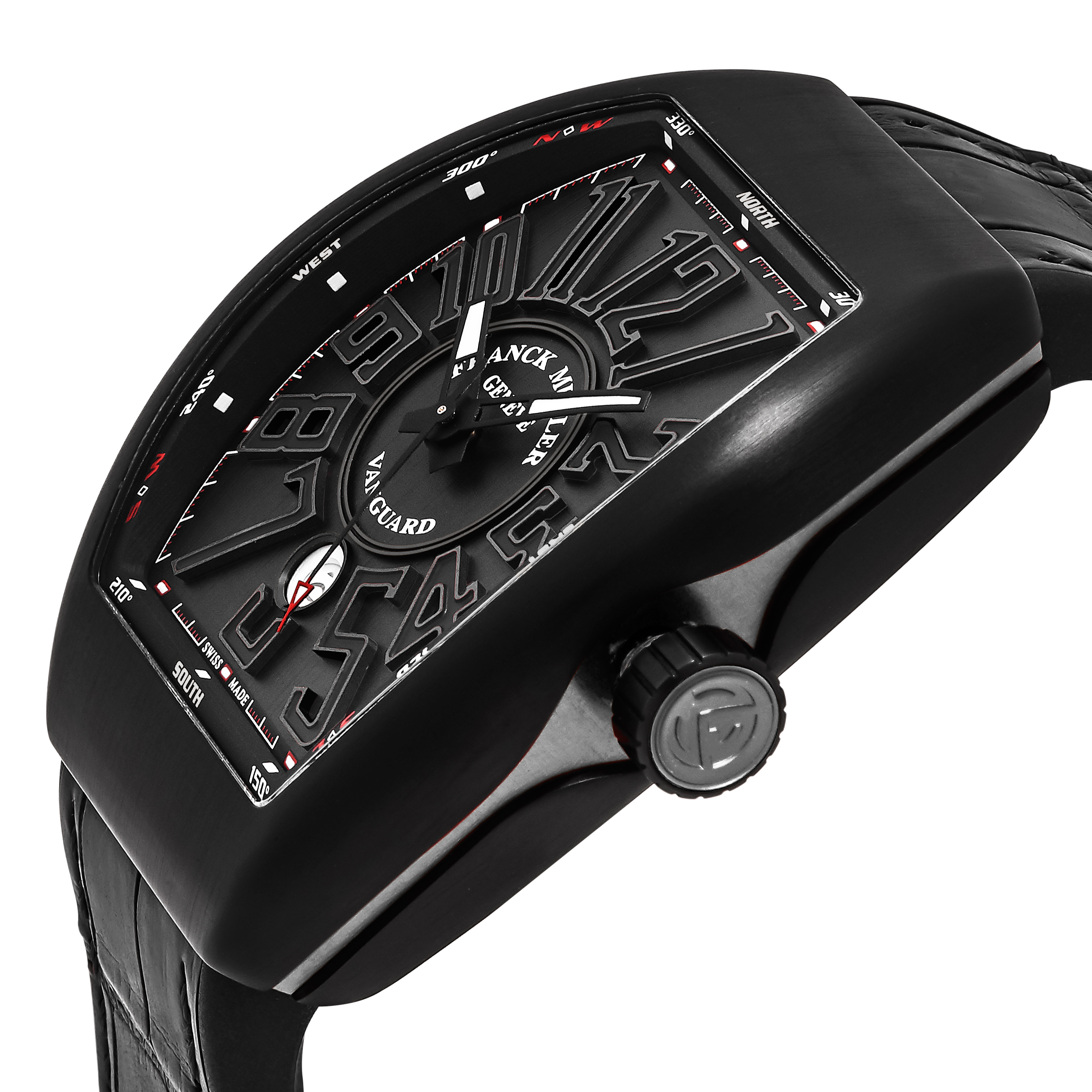 Franck Muller Vanguard Men's Watch Model V45SCDTTTNRBRTT Thumbnail 2