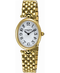Frederique Constant Art Deco Ladies Watch Model FC-200A2V5B