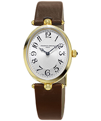 Frederique Constant Art Deco Ladies Watch Model FC-200A2V5