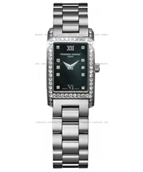 Frederique Constant Carree Ladies Watch Model FC-200BDC1D6B