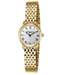 Frederique Constant Slimline Ladies Watch Model FC-200MCS5B