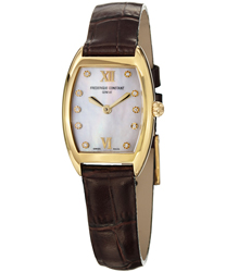 Frederique Constant Art Deco Ladies Watch Model FC-200MPWD1T25