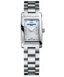Frederique Constant Carree Ladies Watch Model FC-200MPWDC16B