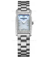 Frederique Constant Carree Ladies Watch Model FC-200MPWDC1D6B