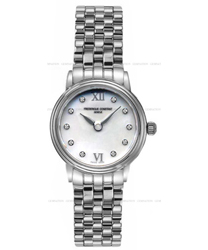 Frederique Constant Slim Line Ladies Watch Model FC-200MPWDS6B