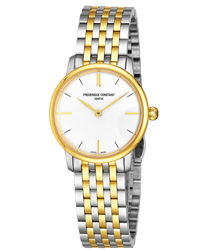 Frederique Constant Slimline Ladies Watch Model FC-200S1S33B