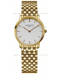 Frederique Constant Index Slim Line Ladies Watch Model FC-200SW1S5B
