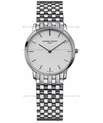 Frederique Constant Slim Line Ladies Wristwatch Model: FC-200SW1S6B