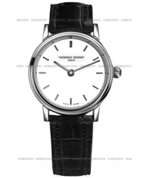 Frederique Constant Slim Line Ladies Watch Model FC-200SWS6